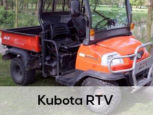 Kubota RTV