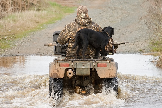 Four Needed Hunting Accessories For An ATV